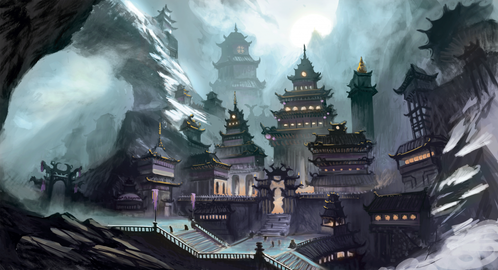 Dragons City