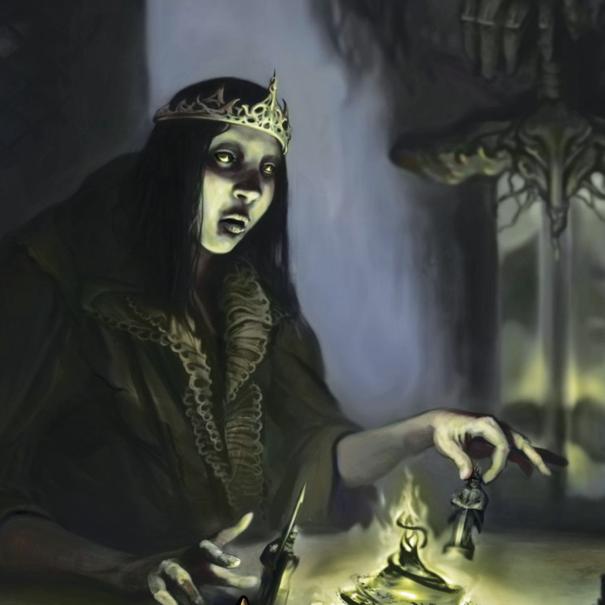 Demon King Lorial