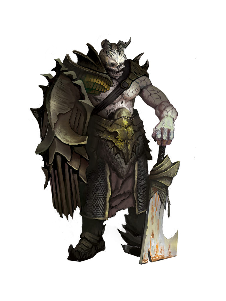 Demon Lord Derxlen